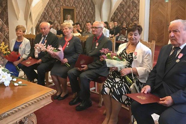 Świętowali złote gody w Bolesławcu