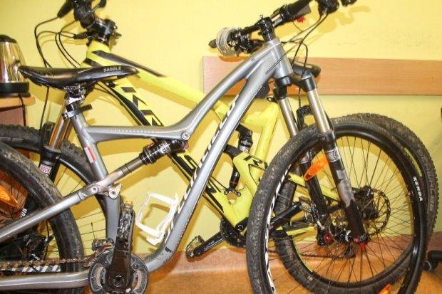 Odzyskali warte 17,5 tys. zł rowery i złapali złodzieja
