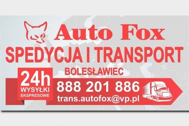 Auto Fox – transport i spedycja