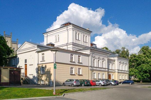 Zbyraż z ukraińskiego Zbaraża wystąpił w Teatrze Starym
