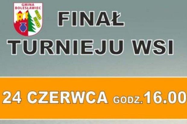 Finał II Turnieju Wsi Gminy Bolesławiec odbędzie się w Bolesławicach