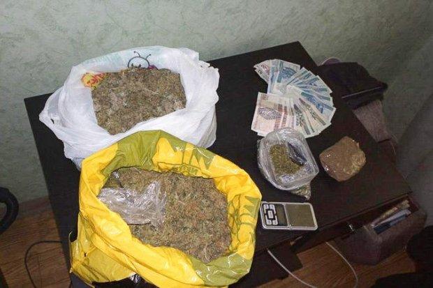 Przejęli narkotyki warte 70 tysięcy złotych!