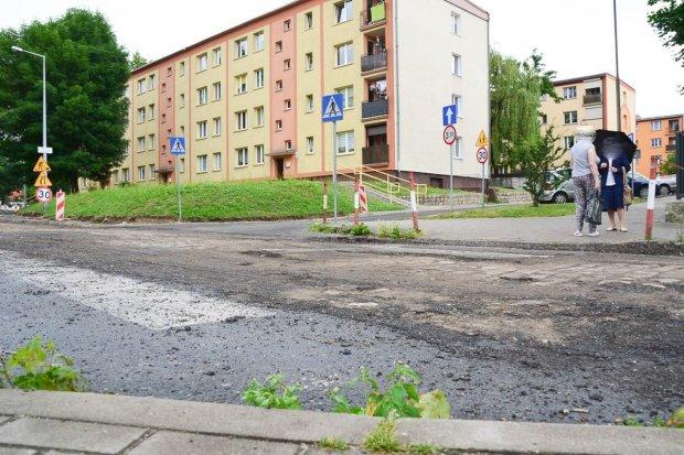Ruszył remont Polnej i Ogrodowej. Jak doszło do miejsko-powiatowej inwestycji?