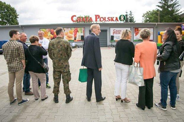 Kolejna Chata Polska w gminie Osiecznica