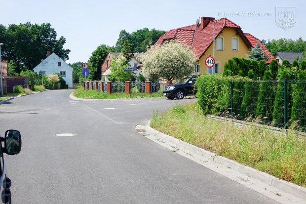 Zakończone prace na bolesławieckich drogach