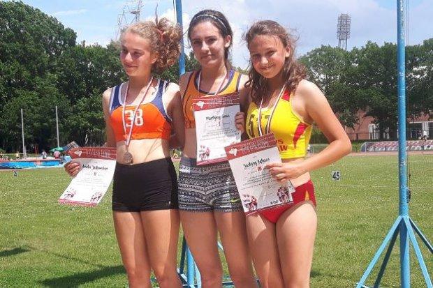 Lekkoatleci Bolesłavii z 10 medalami Mistrzostw Dolnego Śląska