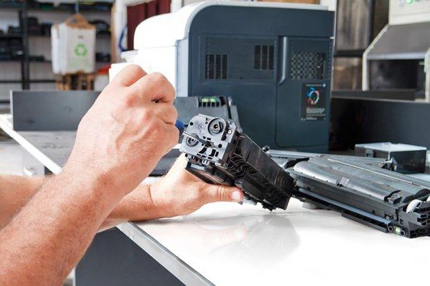 Co zrobić, gdy popsuje się drukarka?