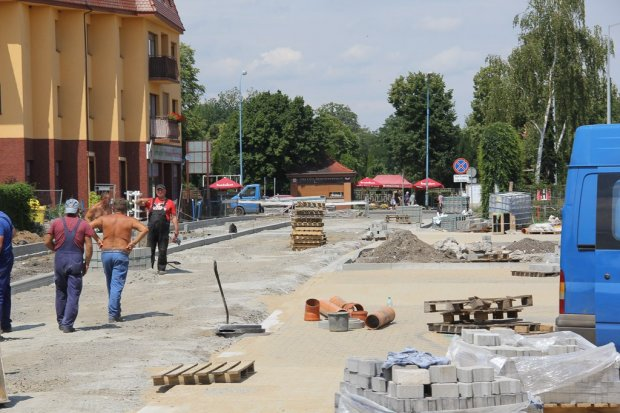 Będzie nowy parking na 154 miejsca na osiedlu Kopernika