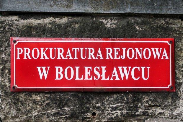 Koło Bolesławca produkowano narkotyki, zatrzymano czterech mężczyzn