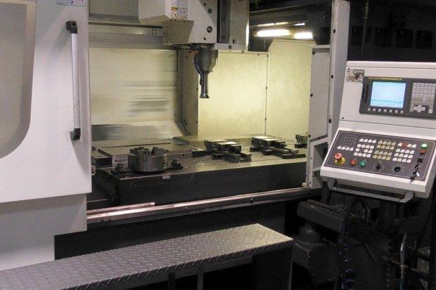 Usługi frezarskie. Frezowanie CNC 3-osiowe