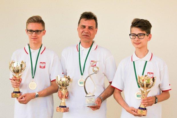Adam Pigulski i Maciej Racewicz mistrzami Europy