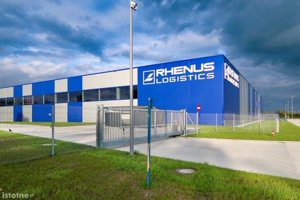Prezentujemy Grupę Rhenus, oferującą pracę w Bolesławcu