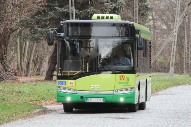 Jak będą kursować autobusy 2 maja?