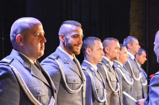 Policjanci uczcili swoje święto