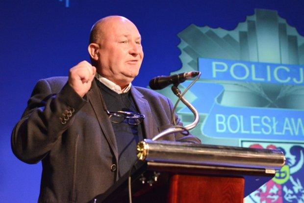 Wójt Dariusz Pawliszczy posądzony o banderowskie sympatie