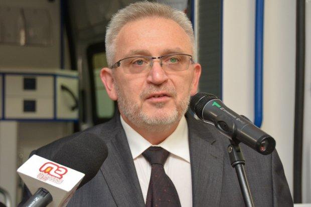 Nikolaj Lambrinow nie będzie już wiceszefem szpitala powiatowego