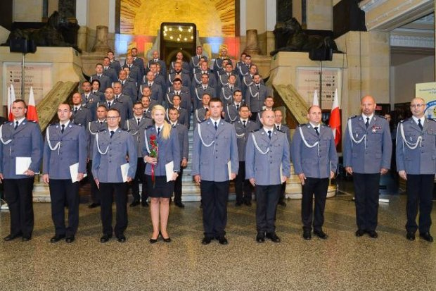 Akademia z okazji Święta Policji