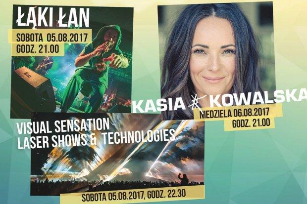 Znamy pełny program Dni Nowogrodźca. Gwiazdami Kasia Kowalska i Łąki Łan