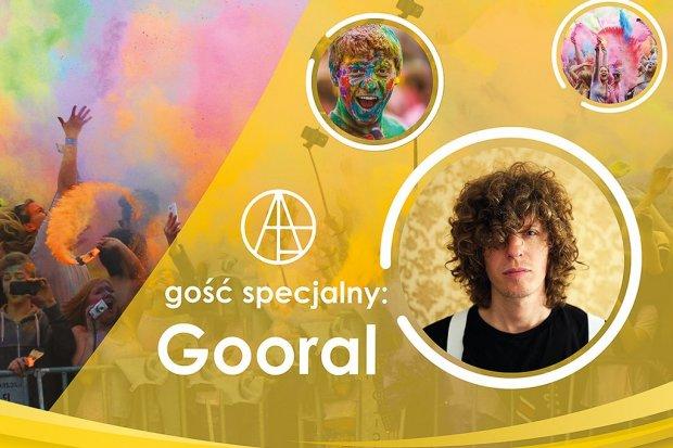 DJ Gooral na Festiwalu Kolorów podczas Dni Ceramiki
