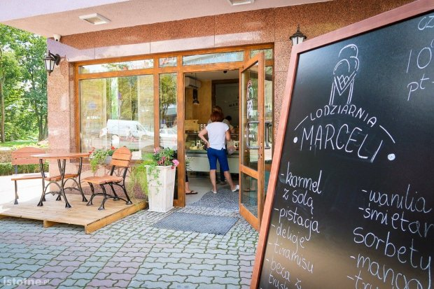 Nowa lodziarnia Marceli: smak Toskanii w Bolesławcu