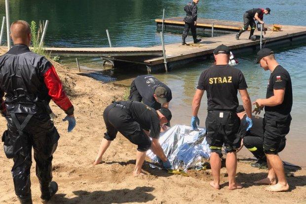 Ciało 19-latka odnalezione. Akcja poszukiwawcza zakończona