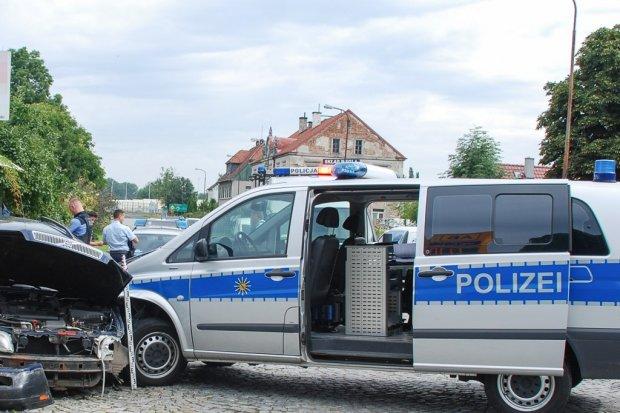 Pościg transgraniczny za włamywaczem. 33-latek zostanie przekazany Niemcom