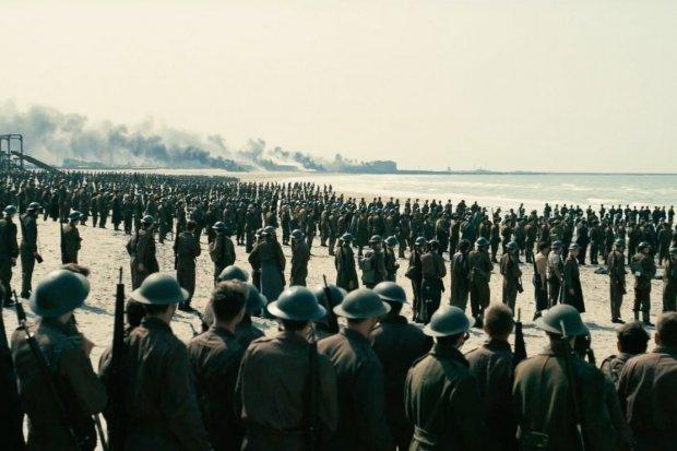Dunkierka – majstersztyk na dużym ekranie