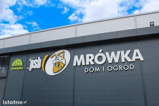 Wielkie otwarcie nowego sklepu PSB Mrówka już 11 sierpnia