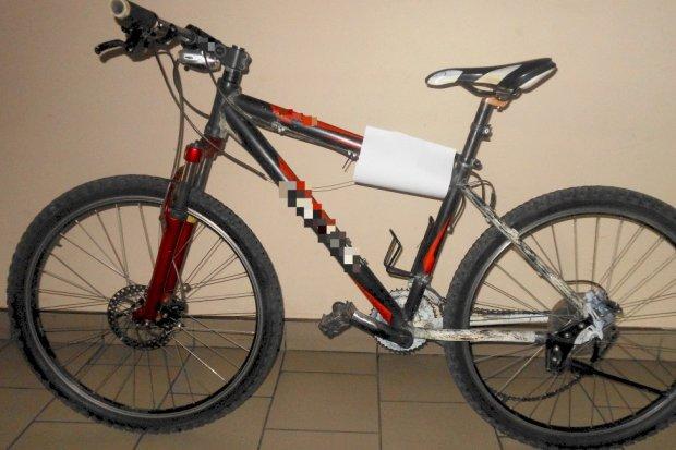 To twój rower? Zgłoś się na policję