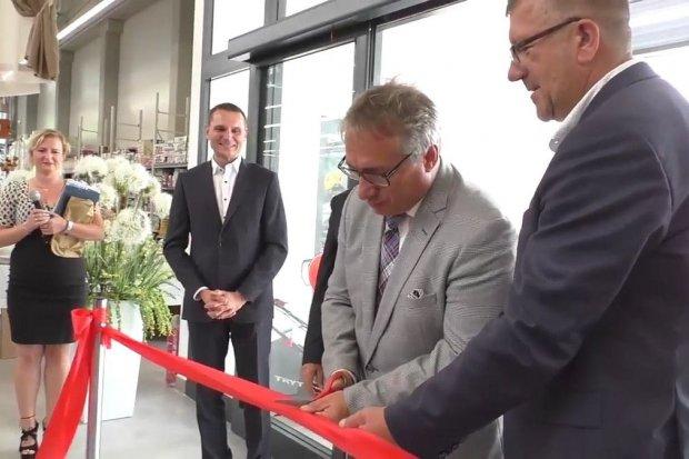 Nowy sklep PSB Mrówka już otwarty – na klientów czeka masa atrakcji
