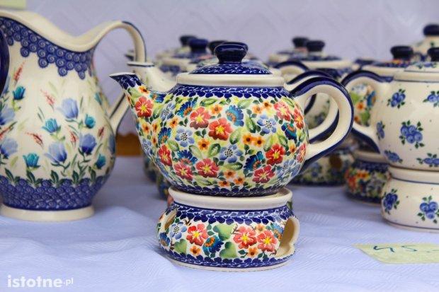 W Rynku trwają targi ceramiki