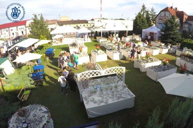 Magiczny Ogród Ceramiki Artystycznej w filmie poklatkowym