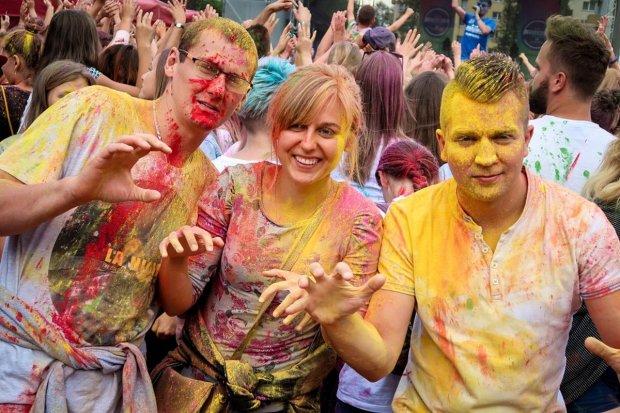 Festiwal Kolorów: barwna i taneczna fiesta dla młodych!