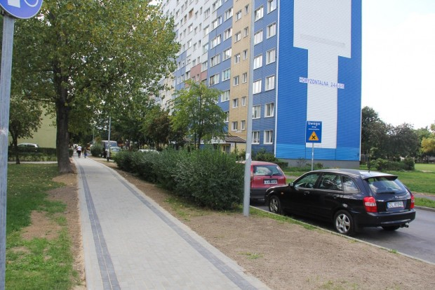 Przebudowy i remonty chodników