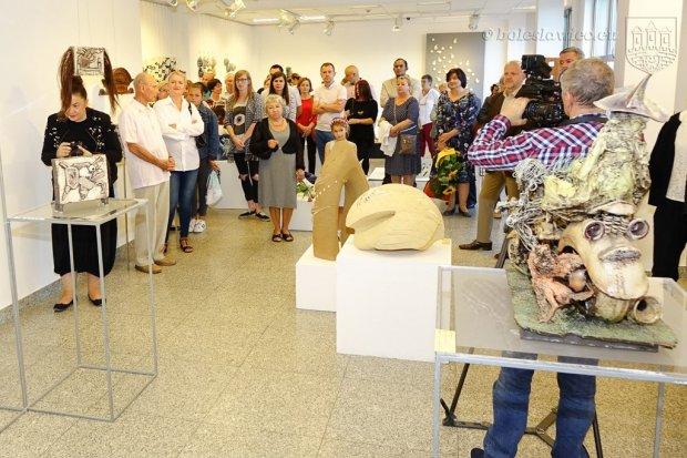 Rzeźbiarze z całego świata realizowali swoje twórcze pasje w Bolesławcu