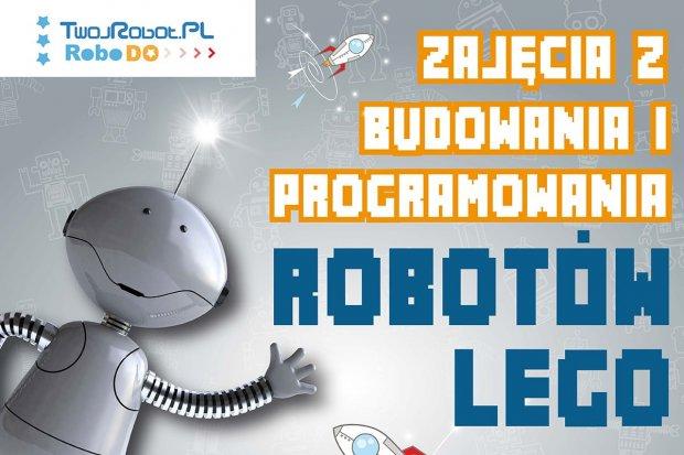Zapisy na warsztaty roczne z robotyki dla dzieci ruszyły!