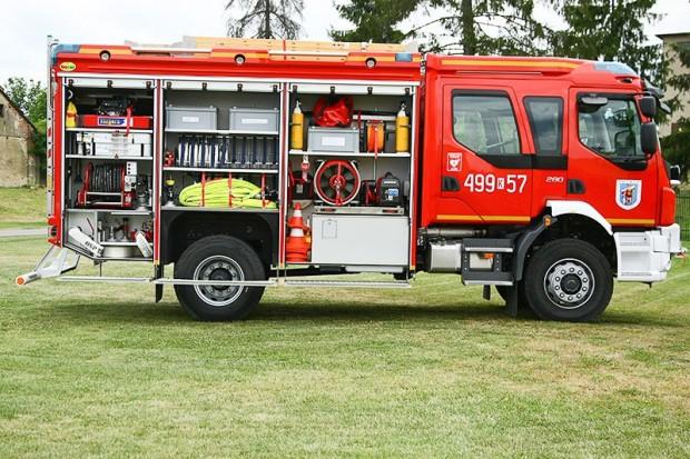 Strażacy z Gromadki dostaną nowy wóz pożarniczy