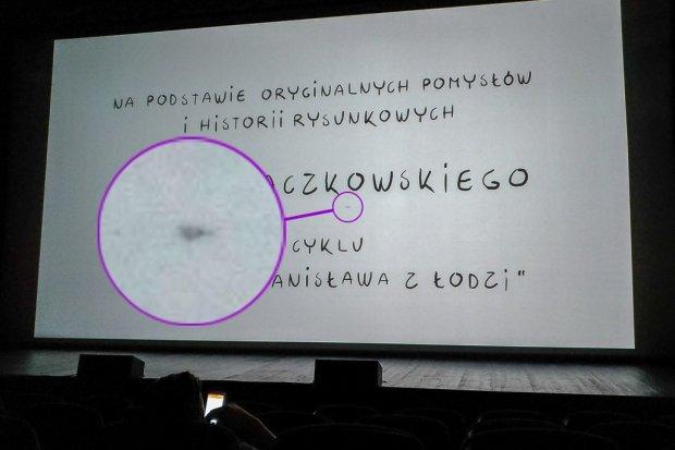 """""""Mała plamka"""" już na zawsze na ekranie kina Forum"""