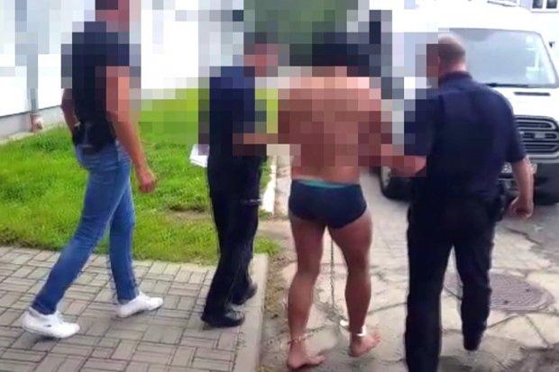 Niebezpieczny włamywacz zatrzymany w Wielkopolsce