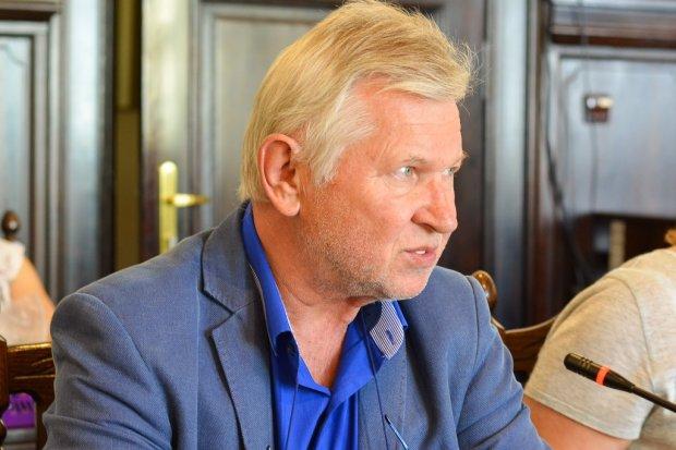 Naczelnik Andrzej Kuriata odchodzi na emeryturę