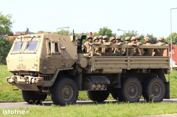 Będzie nowa zmiana wojsk amerykańskich w Bolesławcu