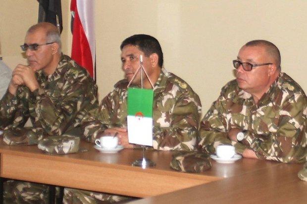 Muzułmańscy wojskowi z wizytą w Bolesławcu