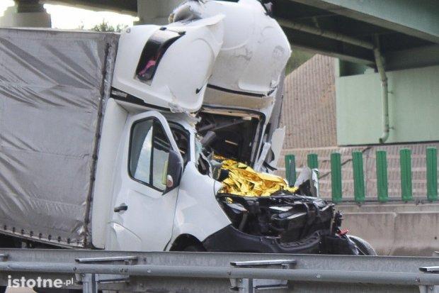 Śmierć 39-latka na autostradzie