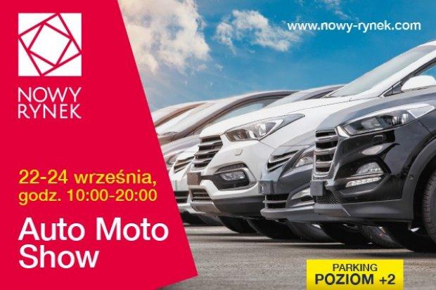 Auto Moto Show w Nowym Rynku – impreza obowiązkowa dla motofanów