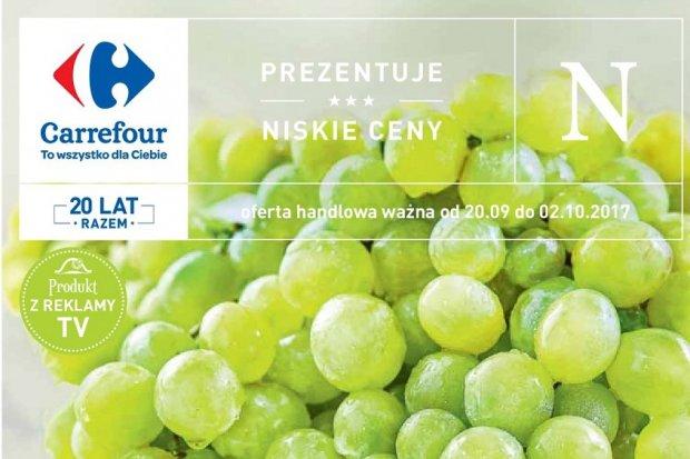 Nowe promocje w gazetce Carrefour Bolesławiec
