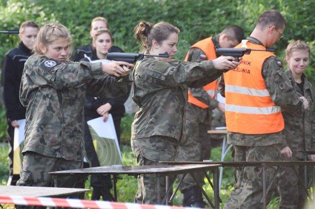 Blisko 150 uczniów rywalizowało w Manewrach Techniczno-Obronnych