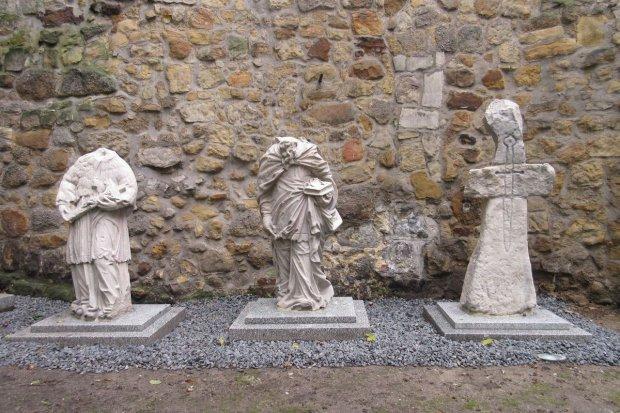 Rzeźby z muzealnego lapidarium odzyskały dawny blask