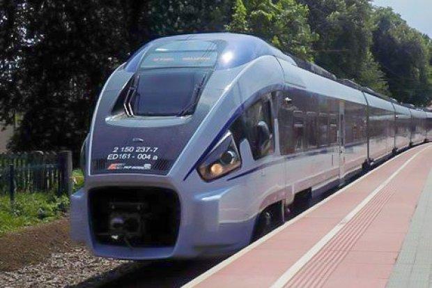 W grudniu będzie nocny pociąg do Warszawy