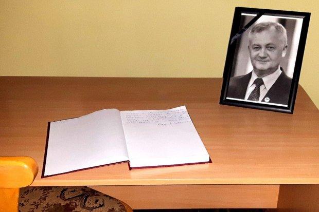 Pożegnaj śp. Dariusza Kwaśniewskiego wpisem do księgi kondolencyjnej