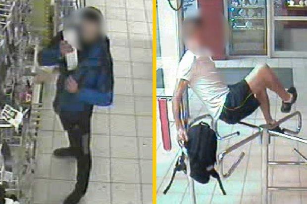 Nagrania z kamer: jak kradną złodzieje w sklepach?